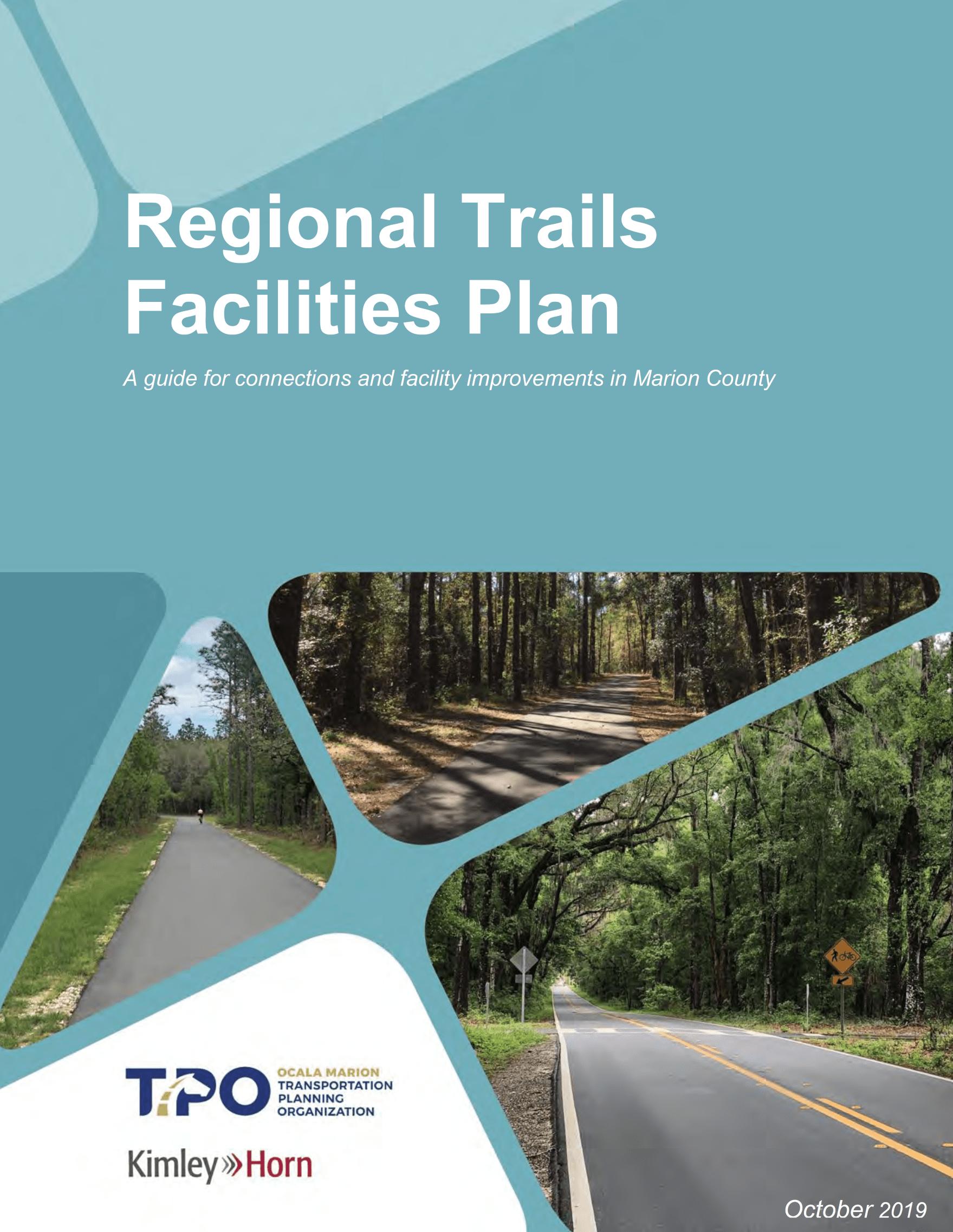 Regional Trails Facility Plan