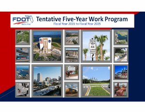 FDOT Five-Year Work Program