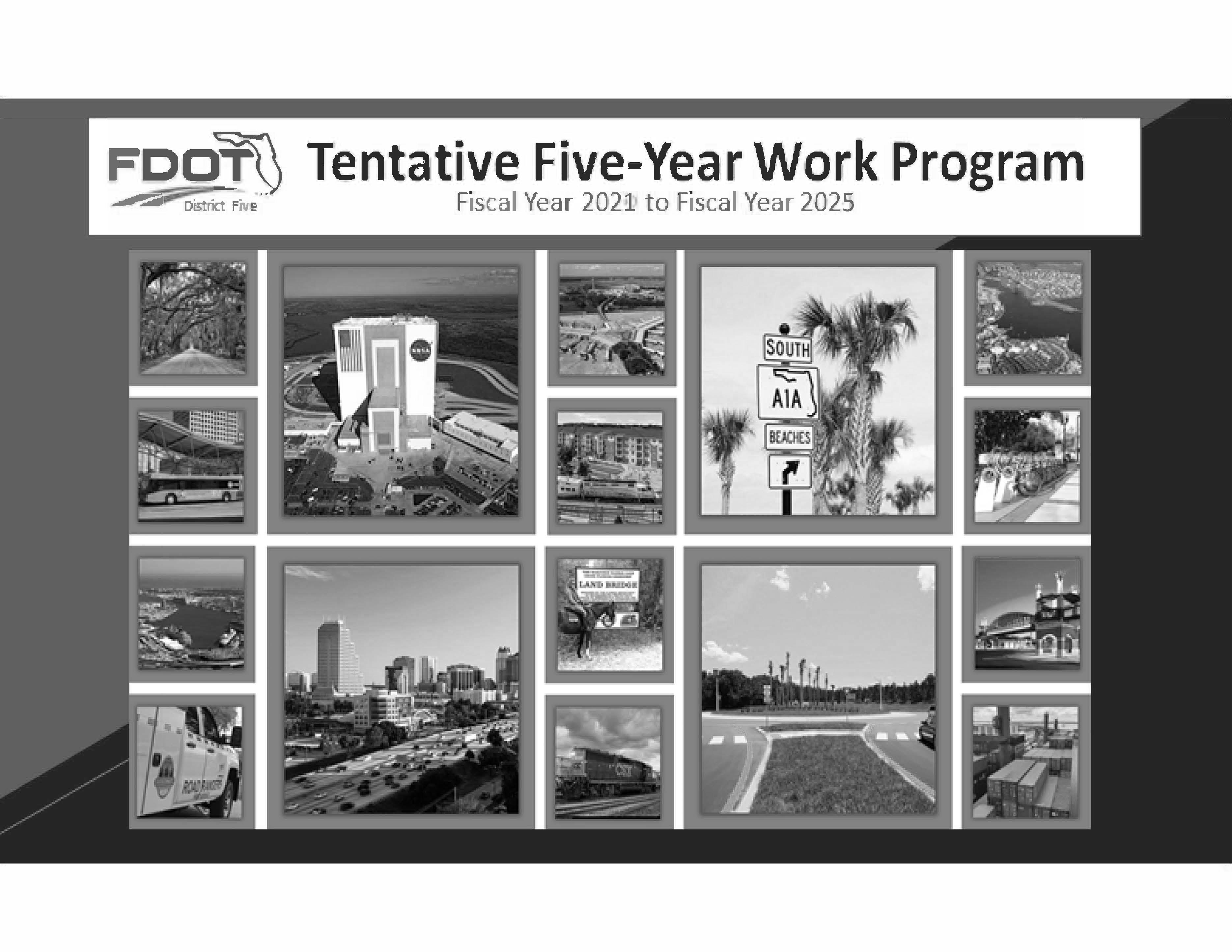 FDOT Five-Year Work Program